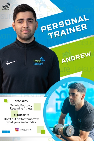 Andrew - Swan Leisure Personal Trainer