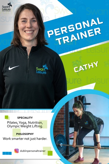 Cathy - Swan Leisure Personal Trainer