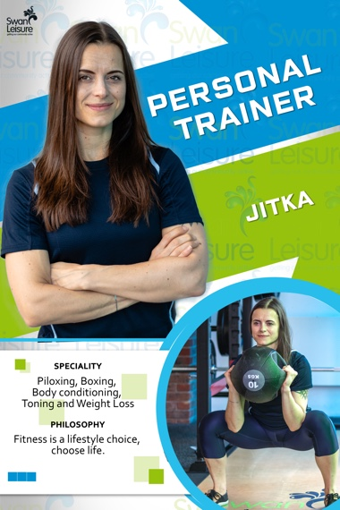 Jitka - Swan Leisure Personal Trainer