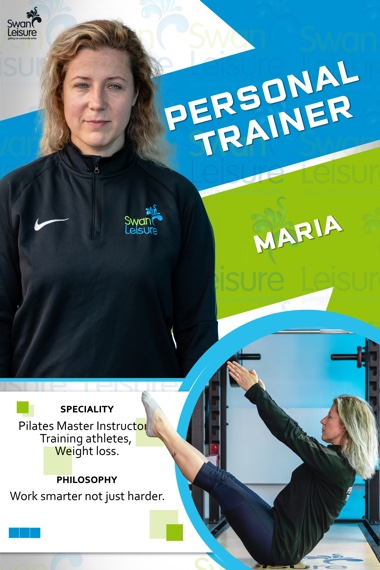 Maria - Swan Leisure Personal Trainer